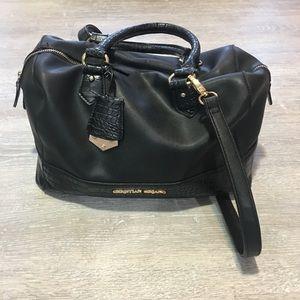 Handbags - Christian Siriano black purse